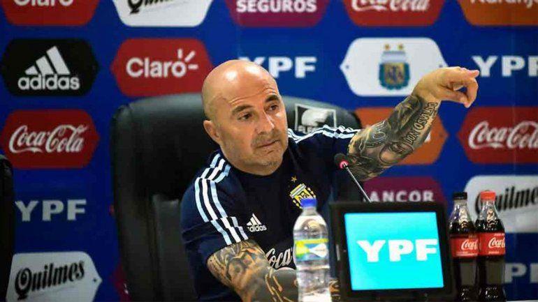 Sampaoli completó la lista con jugadores del fútbol local: llamó a Lautaro Martínez y a Maxi Meza