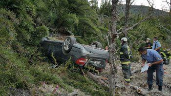 Buscan determinar cómo ocurrió el accidente de los abuelos chilenos