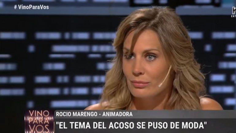 Marengo y una defensa insólita a Pettinato: Si no están en papel de putona no te pasa nada