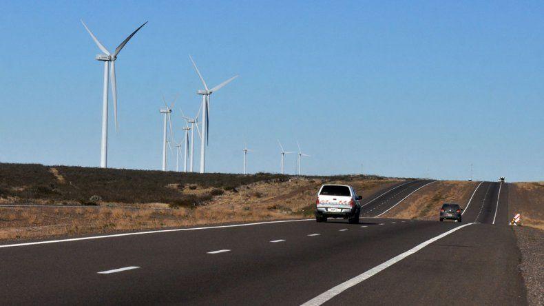lo que viene. Se abre una serie de posibilidades para la generación de energía eólica en Neuquén.