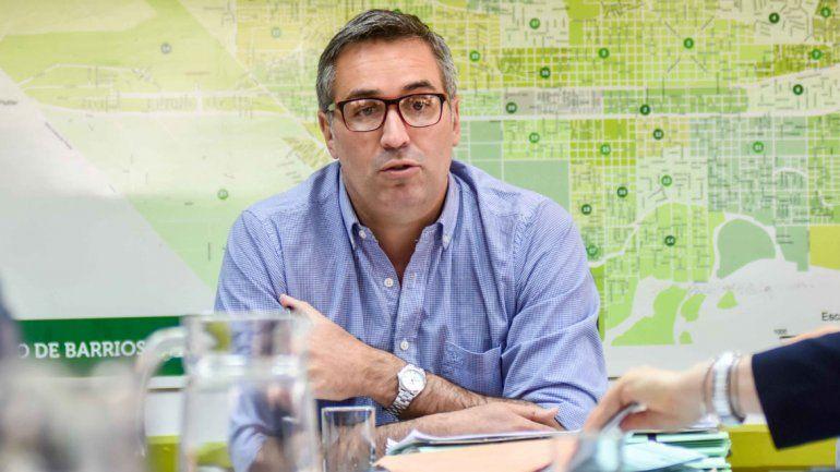 Francisco Sánchez, concejal de Cambiemos.