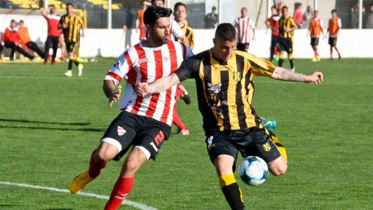 Independiente rescató un punto valioso en Madryn: empató 1 a 1