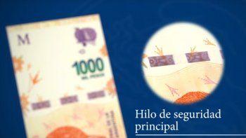 Detectan en la región billetes falsos de $1000: ¿cómo evitar que nos estafen?