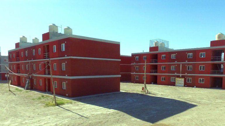 Acusan a Pechi de frenar la entrega de 96 viviendas