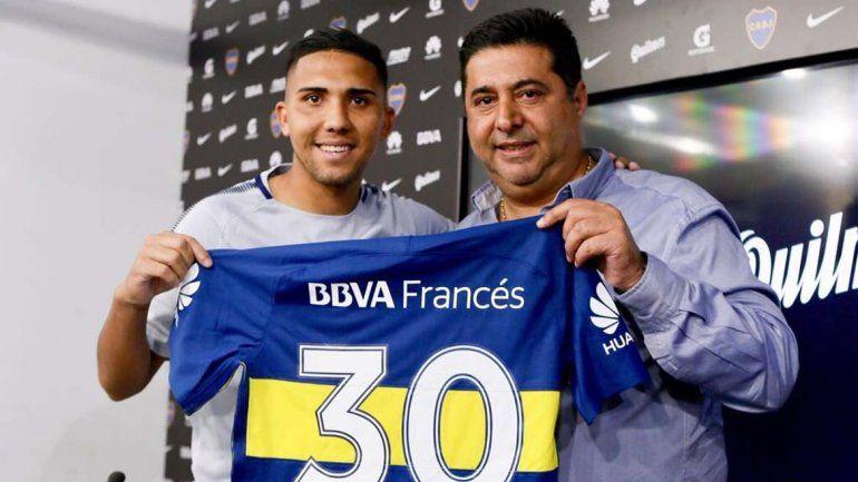Boca presentó a Bebelo e hizo su última oferta por Gustavo Gómez