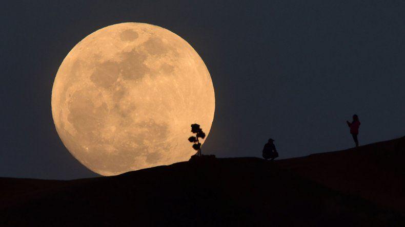 Mirá la Luna de Sangre, el eclipse más largo del siglo XXI
