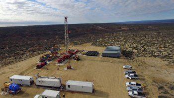 El shale gas es una apuesta fuerte a la inversión en la cuenca neuquina.