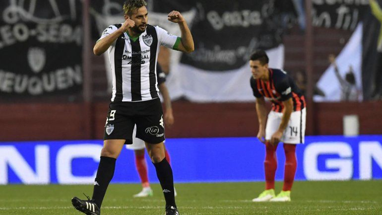 Piñero da Silva es hincha de River y ya le marcó al Ciclón en 2017. ¿Lo sufrirá otro equipo grande este año?