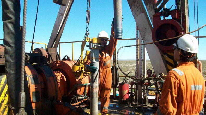 El sector petrolero es uno de los motores del repunte del empleo en la provincia.