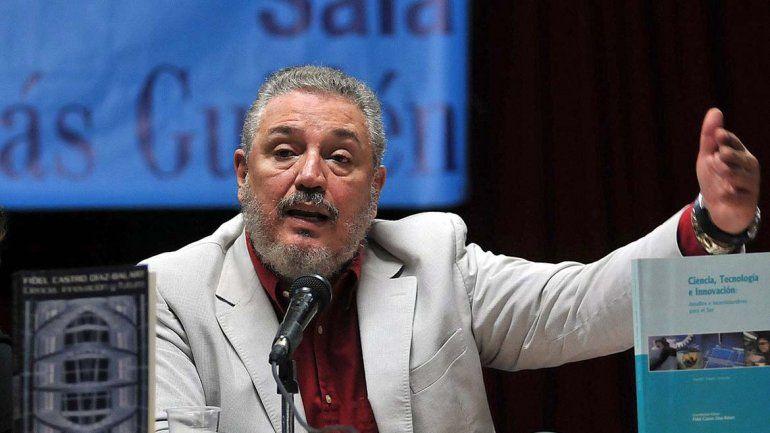 El hijo mayor de Fidel Castro se suicidó