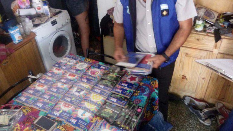 Empleada infiel de un cotillón fue detenida por robar y vender productos por las redes