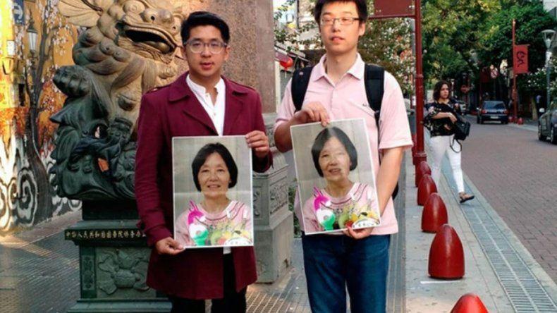 Investigan nuevas imágenes dónde aparece la ciudadana china