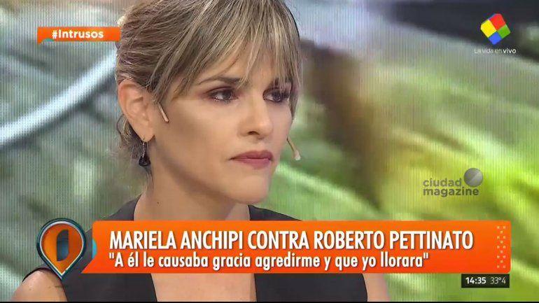 La Chipi dio más detalles sobre los abusos que sufrió por parte de Pettinato.