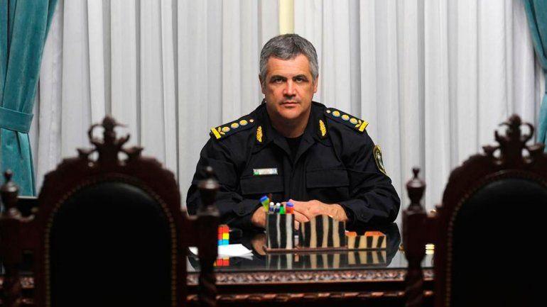 El comisario Fabián Perroni no dudó en acusar a su hermano Fabio