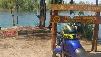 Un cipoleño murió ahogado en un camping de Plottier