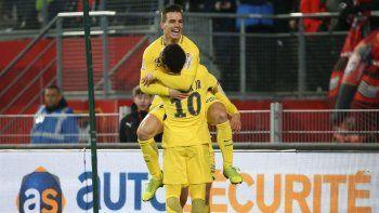 Francia: el PSG goleó a Lille por 3 a 0 con sello argentino