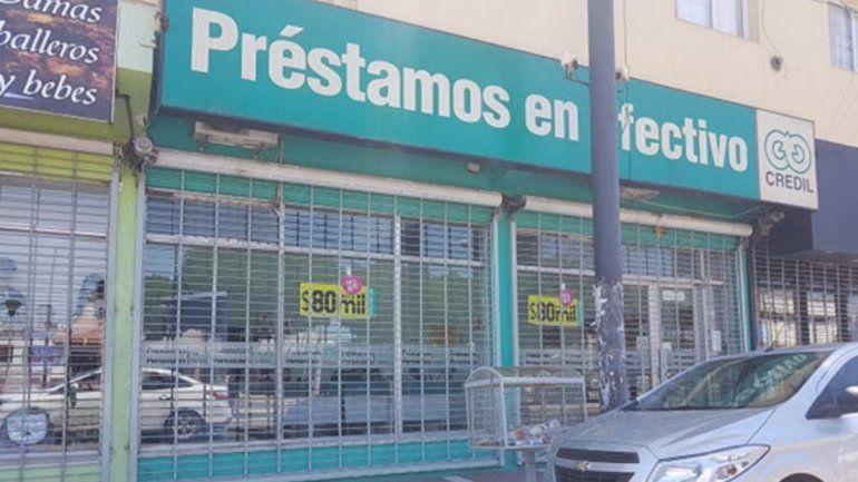 Cutral Co: entraron armados a una casa de créditos y se llevaron 150 mil pesos