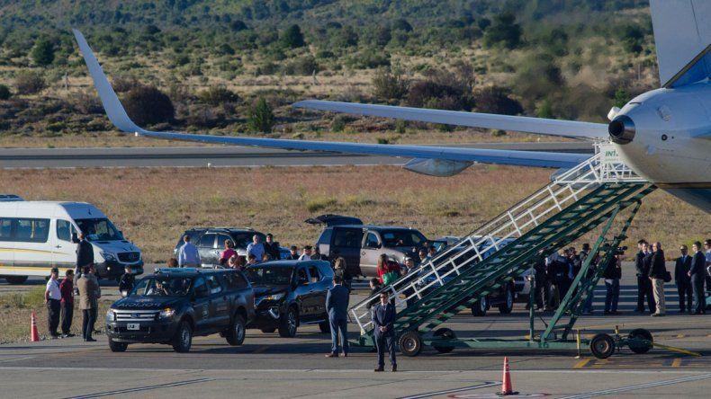 Tillerson visita Argentina en el marco de su gira por Latinoamérica.