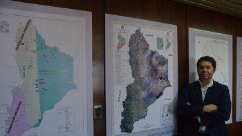 Monteiro asumió en Energía con la nueva ley de ministerios.
