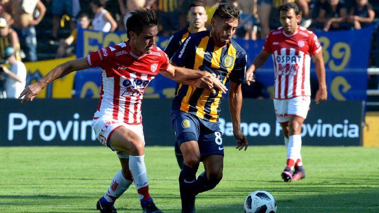 Central le ganó 1 a 0 a Unión y el Taladro empató con los tucumanos