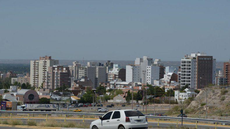 La ciudad se va para arriba. En los últimos años el desarrollo inmobiliario creció