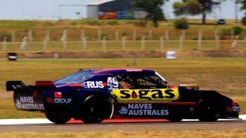 Entre Ríos: Daniel Nefa ganó de punta a punta en el TC Mouras