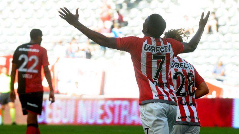 Goleada del Pincha a Newells, empate sin goles entre Arsenal y el Lobo