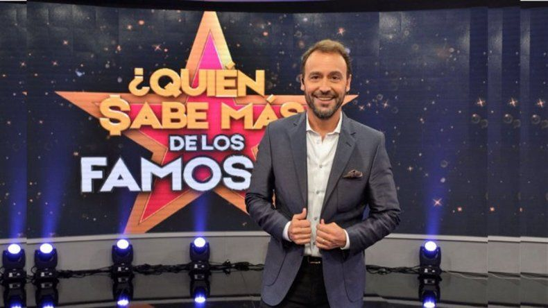 Adrián Pallares no logró conquistar con su game show farandulero.