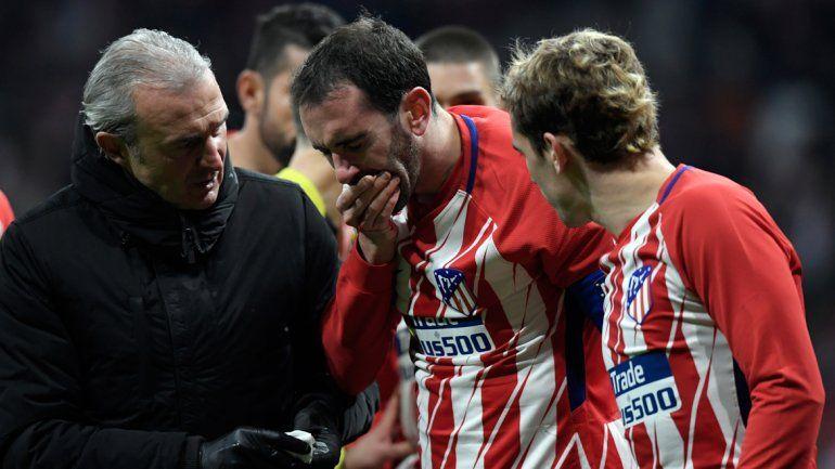 Así fue el duro golpe de Neto que dejó sin dientes al uruguayo Godín