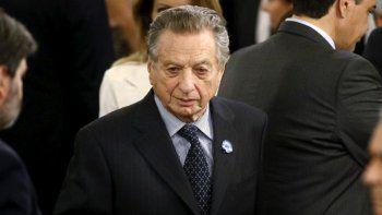 El padre de Macri sufrió un accidente y será operado