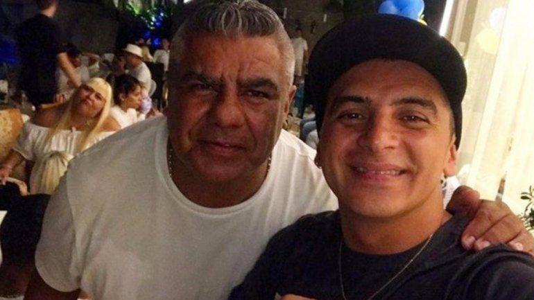Qué dijo Chiqui Tapia luego de asistir al festejo de cumpleaños de Tevez