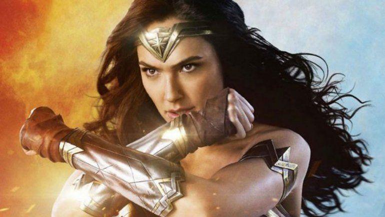 Gadot encarna a la heroína que es un emblema de la lucha femenina.