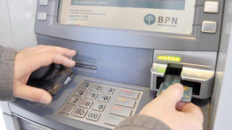 San Martín sumará dos cajeros más del BPN