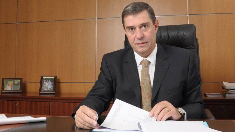 El ministro Norberto Bruno debe lidiar con la refinanciación.