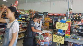 El dueño del súper entró por Paraguay con documentos falsos