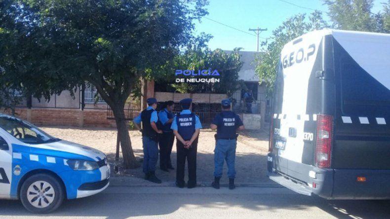 Tras un allanamiento, atraparon a los presuntos autores del robo a una financiera
