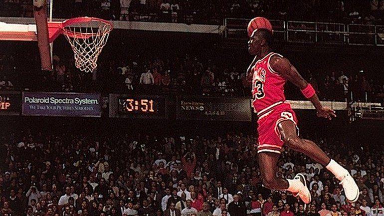 A 30 años de la mejor volcada de Michael Jordan