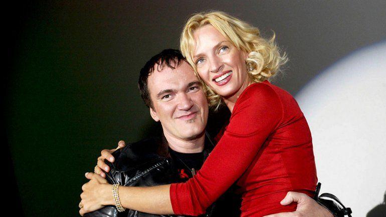 Thurman filmó con Tarantino la saga Kill Bill y Pulp Fiction.