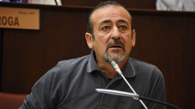 Raúl Godoy pidió información al ministro de Producción.