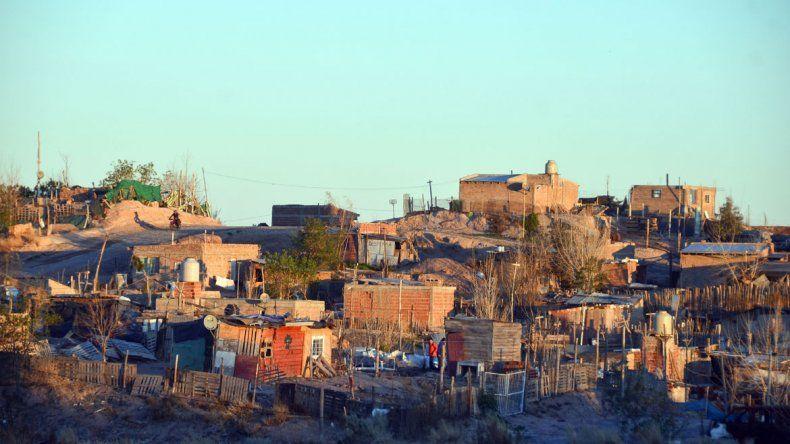 Los datos de la cantidad de tomas corresponden al primer censo de barrios populares hecho por Nación.