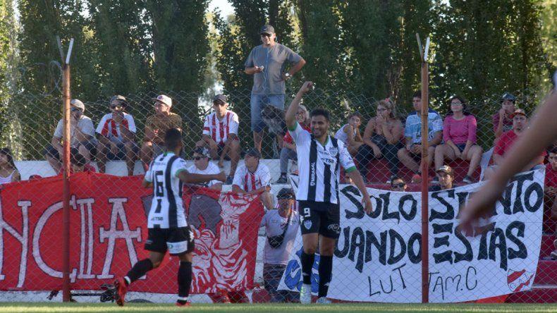 El delantero se ilusiona con repetir el partido de Copa Argentina.