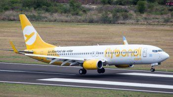 Low cost: la ANAC autorizó el segundo avión de Flybondi
