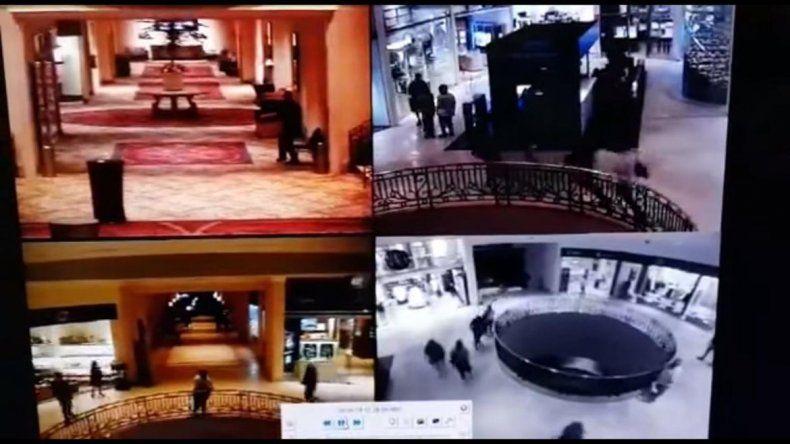 Detienen a nueve mexicanos por el millonario robo al hotel Conrad