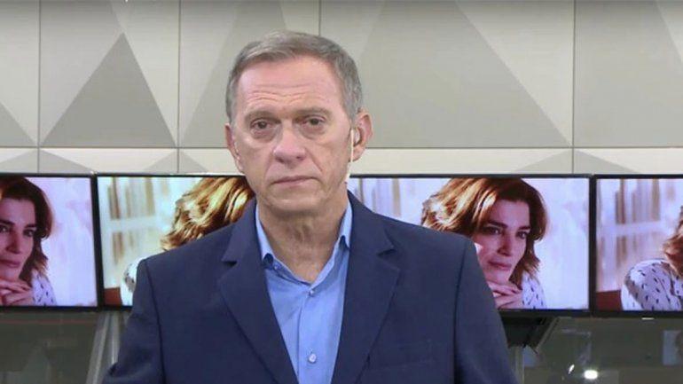 Marcelo Bonelli y sus compañeros de El Trece expresaron su tristeza.