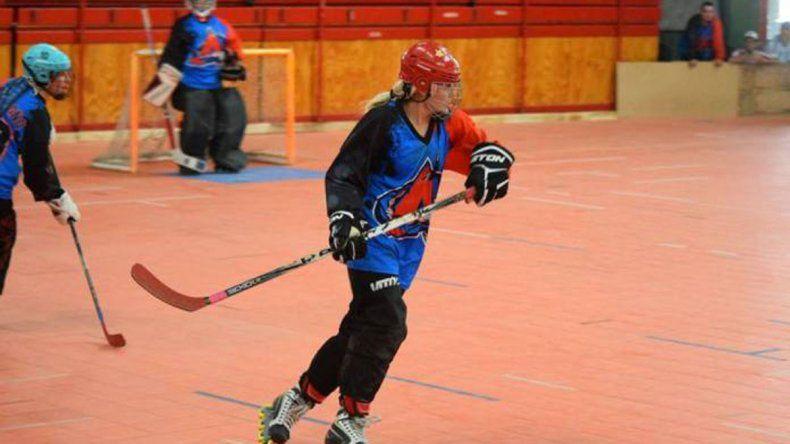 El roller hockey
