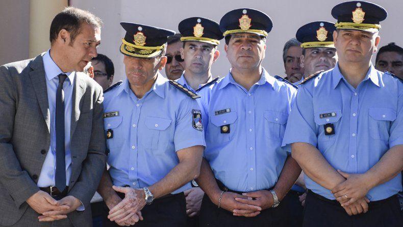 La Policía provincial tiene una nueva escala salarial