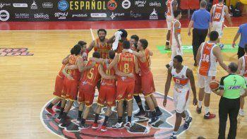 victoria de espanol: vencio a rivadavia de mendoza