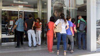 bancos: manana ultimo dia de actividad previo a otro paro