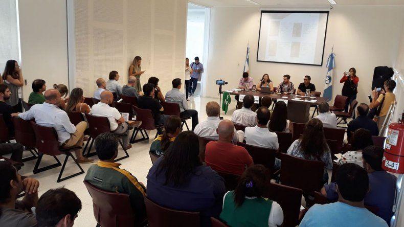 Legisladores respaldaron el reclamo de los trabajadores del INTI