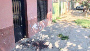 El padre, identificado como Pablo Riquelme, tenía 27 años y murió en el hospital. El nene falleció en el acto.